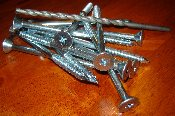 3/8  CONCRETE ANCHOR SCREWS (8 PACK & 50 PACK)