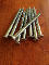 #24 FLAT HEAD WOOD SCREWS FOR FRAMES (QTY= 8 OR BOX OF 50)